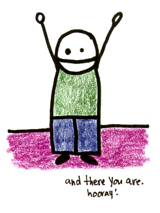 there-you-are
